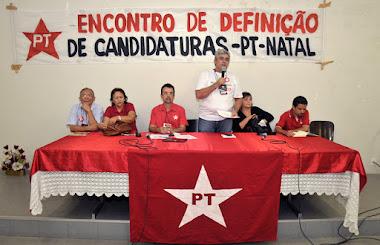 Encontro Municipal PT Natal