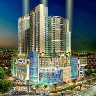 Sewa Apartemen Seasons City Jakarta Barat