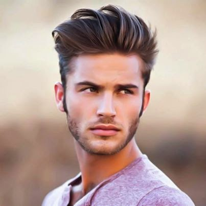 Great hairstyle for man