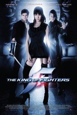 descargar The King of Fighters – DVDRIP LATINO