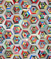 Victorian Hexagon Quiltalong