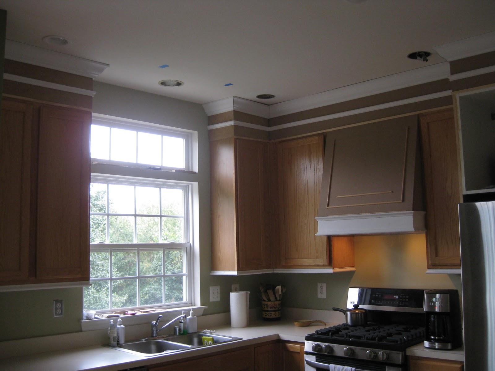 Remodelando la casa como transformar los gabinetes de - Molduras para cocinas ...