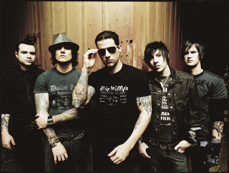 avenged sevenfold wallpaper. AVENGED SEVENFOLD