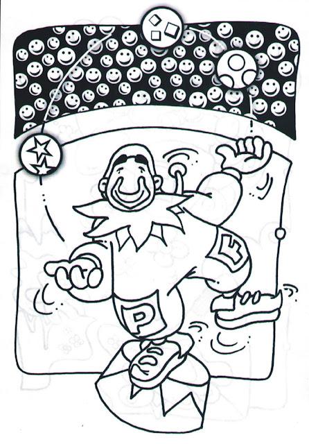 LAMINAS PARA COLOREAR - COLORING PAGES: Piñon Fijo para dibujar ...