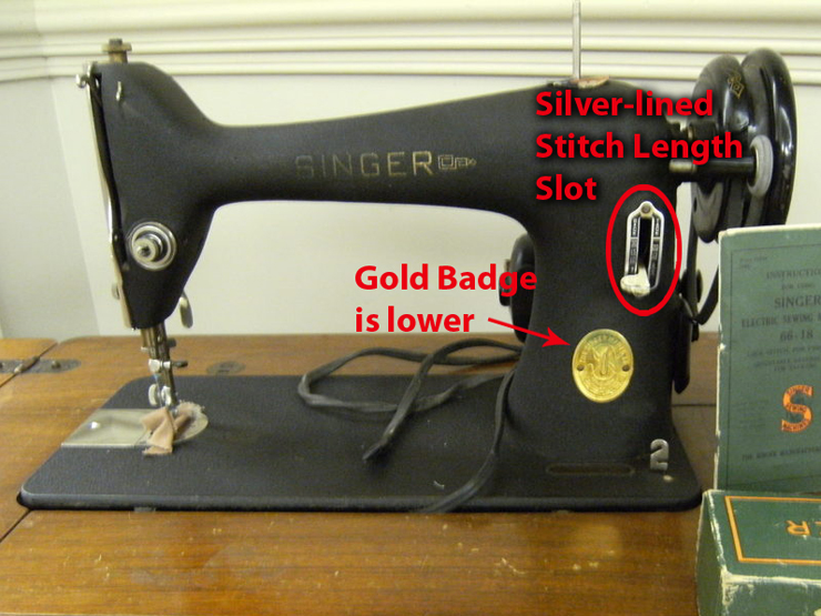 The Vintage Singer Sewing Machine Blog A Visual Guide To Impressive Singer Sewing Machine 66