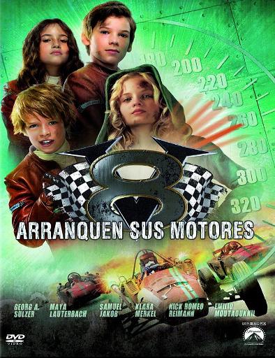Ver V8: Arranquen sus motores (2013) Online