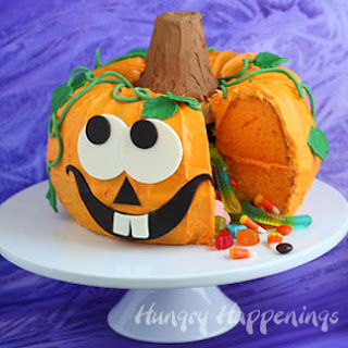 Halloween cake recipe