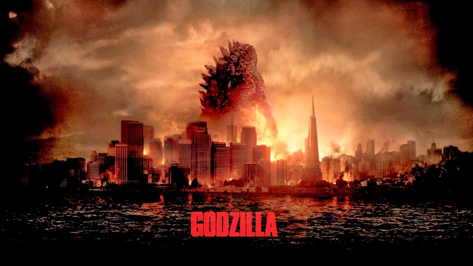 New Godzilla Movie 2014