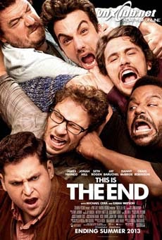This Is the End 2013 poster