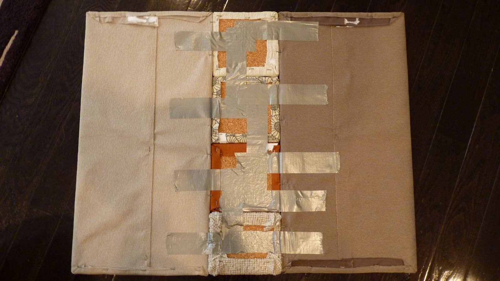 Disabella Design Custom Fabric Tackable Panels Part 2