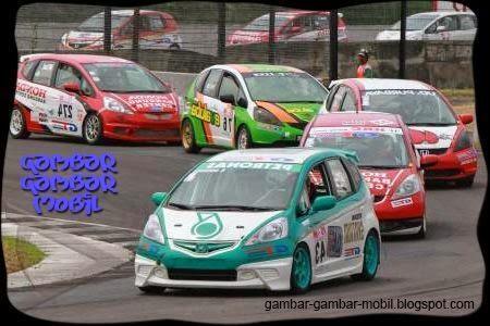 foto mobil balap indonesia