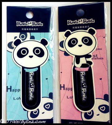 panda bookmarks