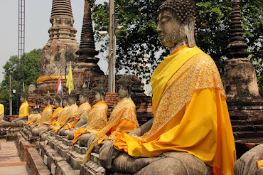 Ayutthaya: Cidade histórica de Ayutthaya