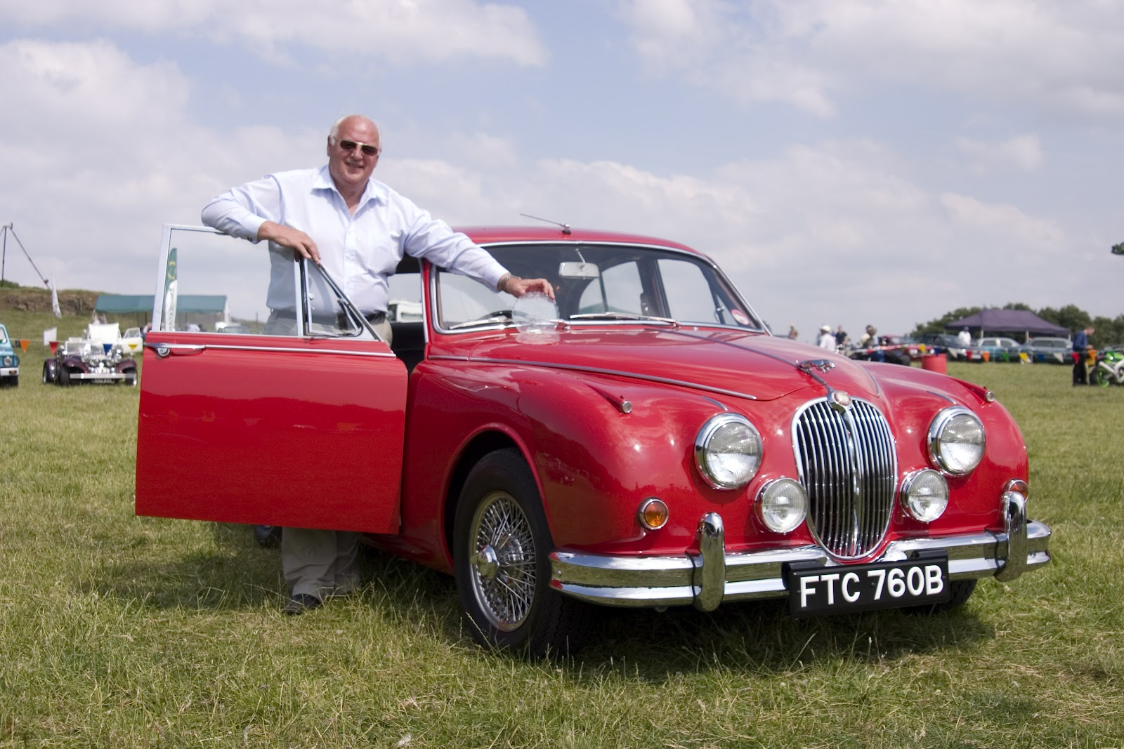 Andrew Greenwood Classic Car Shows