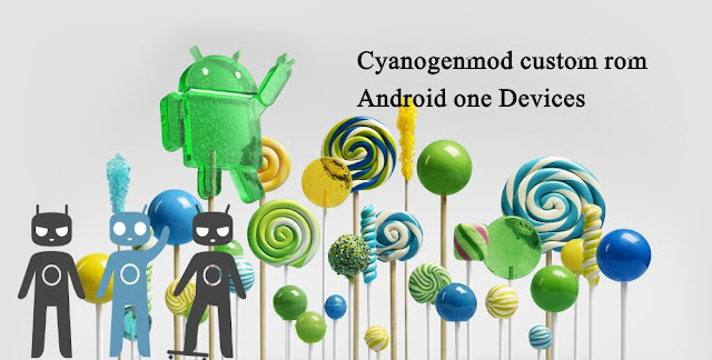 android lollipop on android devices using cyanogenmod rom