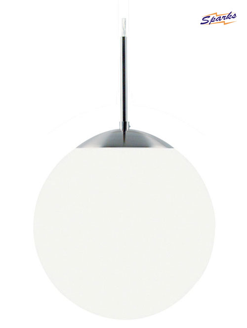 Nordlux Cafe Globe Opal Glass Ball Pendant (NX520)