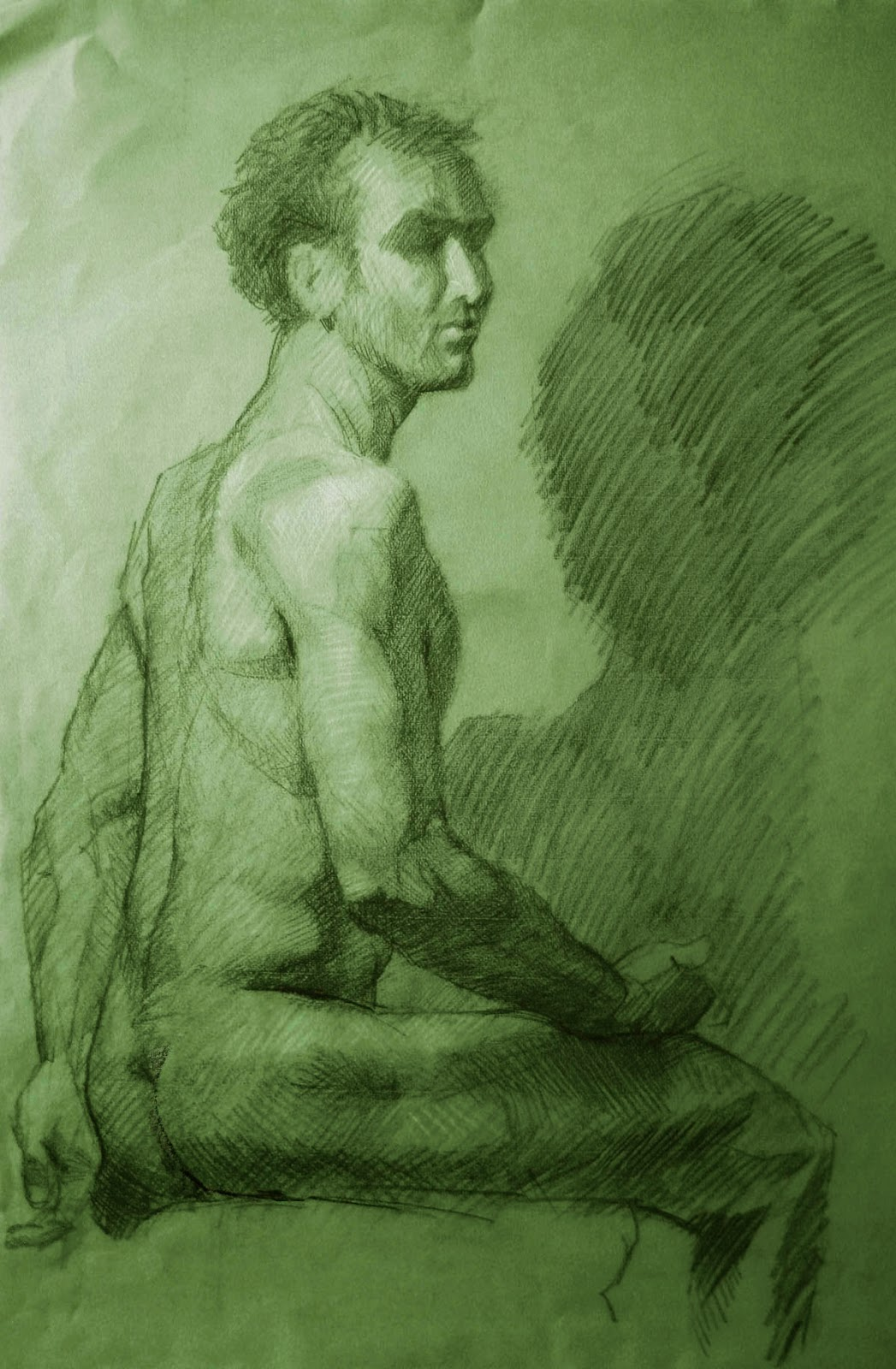 Figure Drawing Realism Classical Figurative Realism