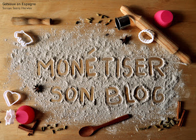 gagner argent blog cuisine