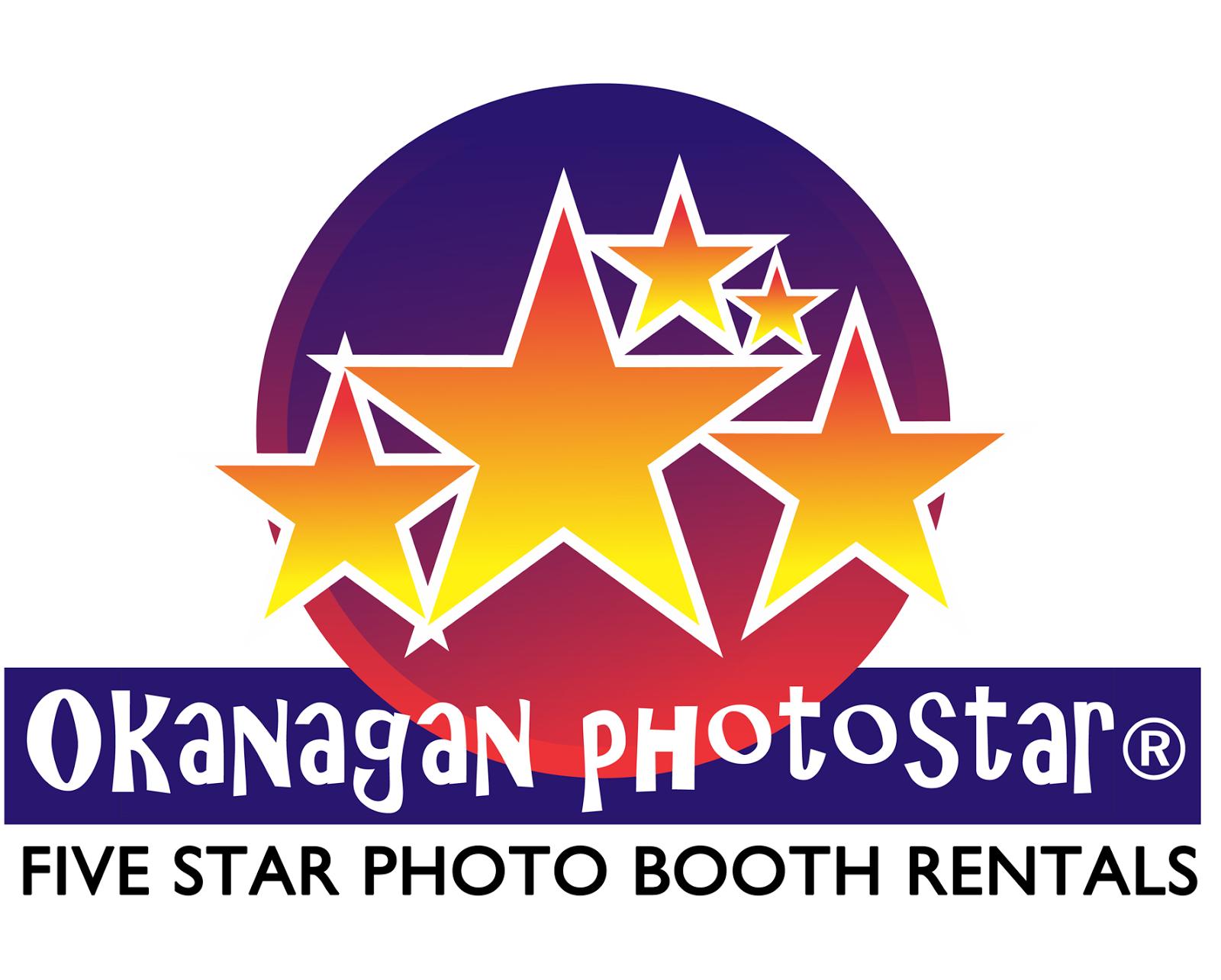 Okanagan PHOTOSTAR® Five Star Photo Booth Rentals