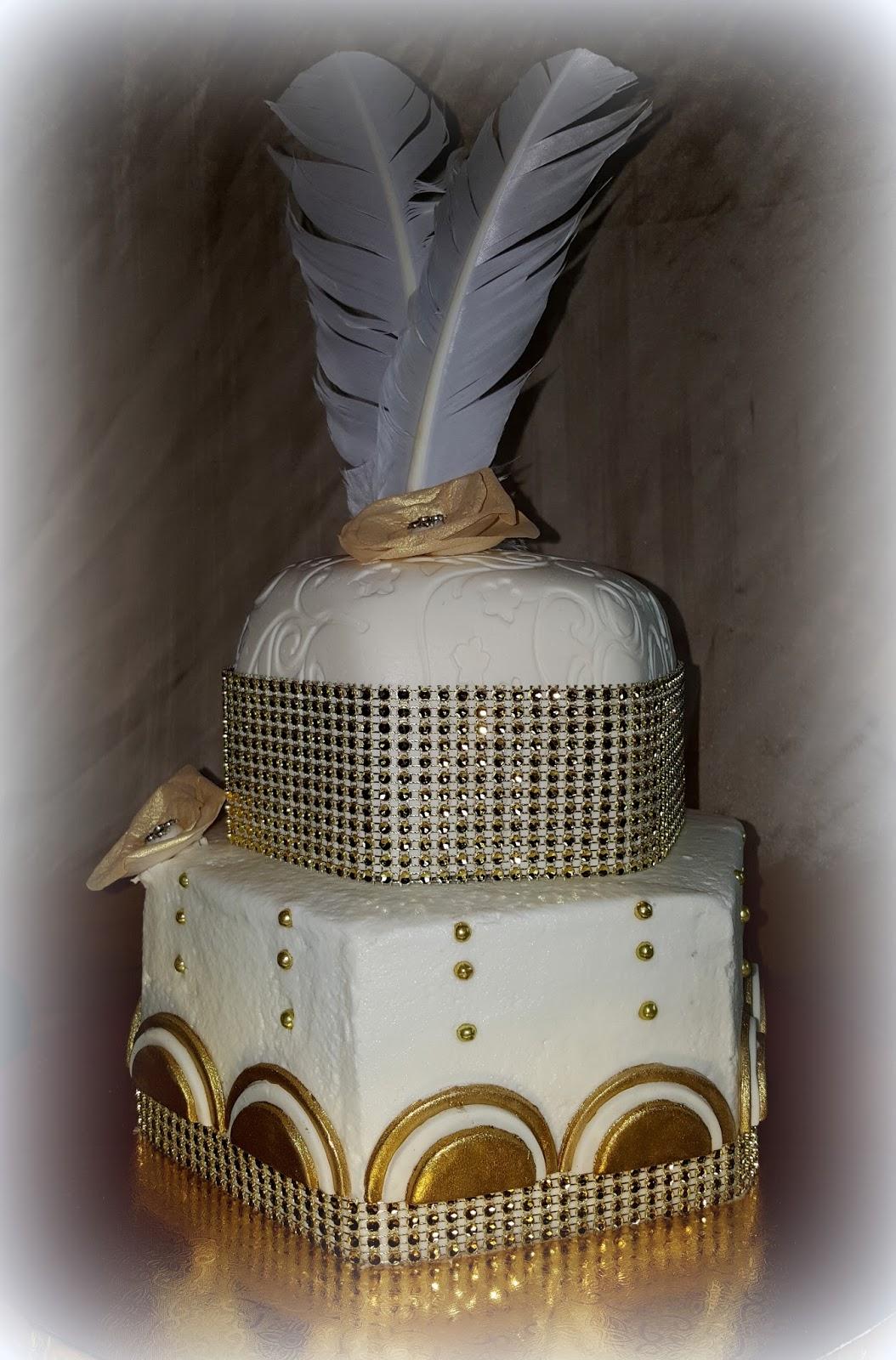 Ks Cakes A Great Gatsbyroaring Twenties Party