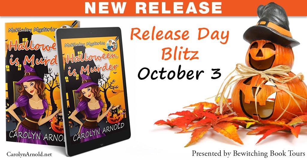 Halloween Is Murder Release Day Blitz