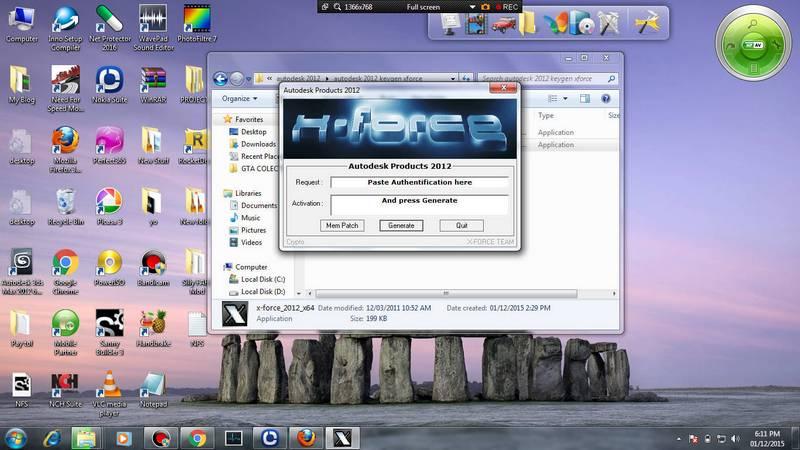 autodesk 3ds max 2012 64 bit keygen