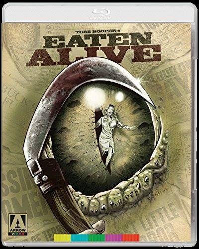 Eaten Alive - Arrow Video Announces Final Blu-ray Specs