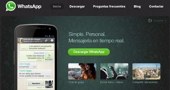 ¿Qué es WhatsApp Messenger?