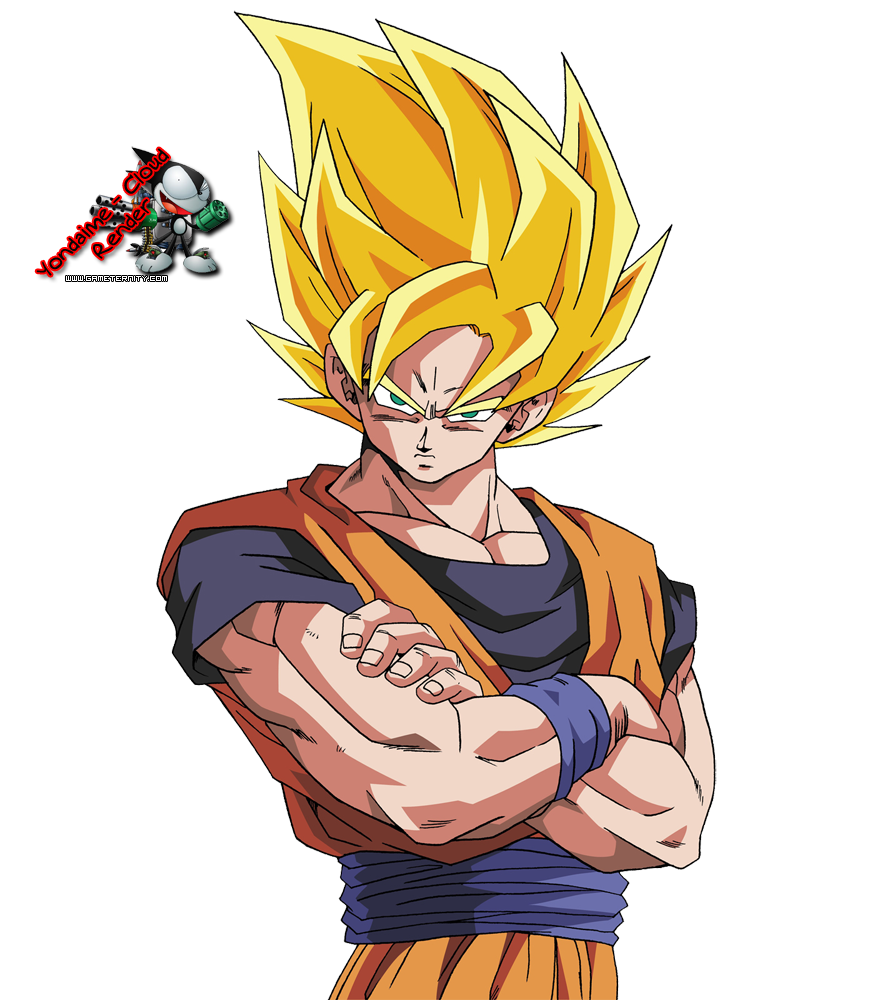 Dragon ball z wallpapers goku super saiyan 1 - Dragon ball z goku son ...
