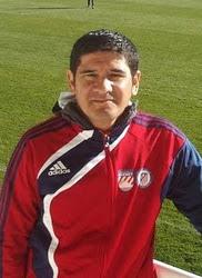 Entrenador de fútbol y ex futbolista profesional