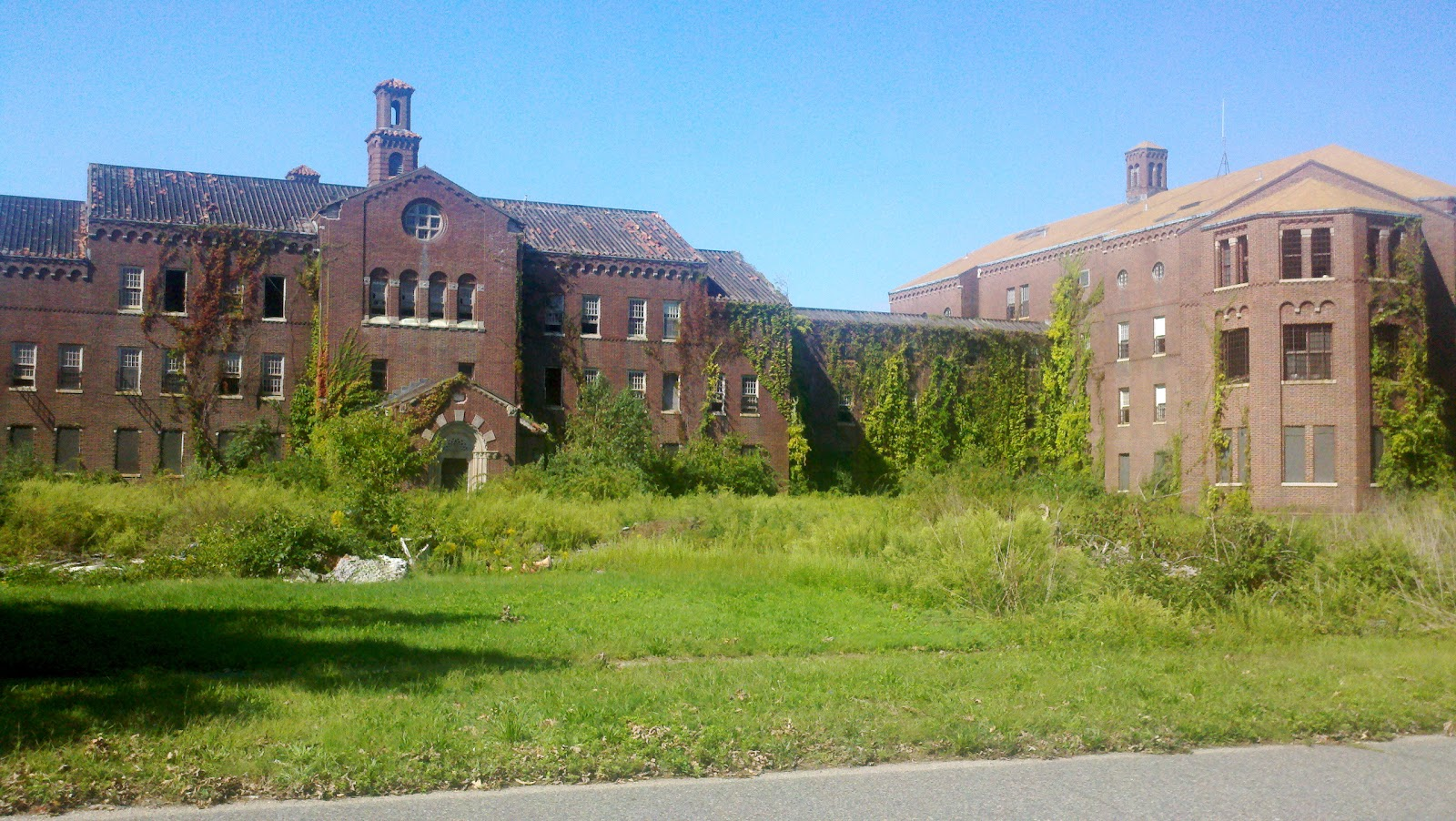 Pilgrim Asylum Long Island