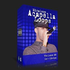 [dead] Mixaloop Acapella Loop Pack 28 [WAV] screenshot