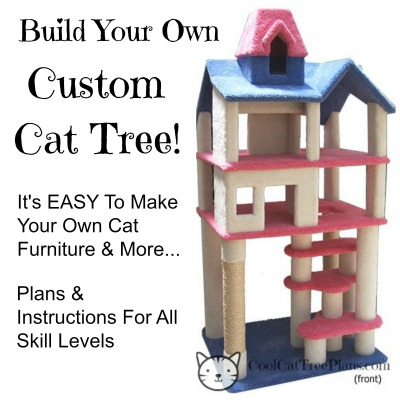 Cool Cat Tree Plans