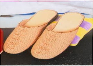 Sepatu Rajutan (SL)