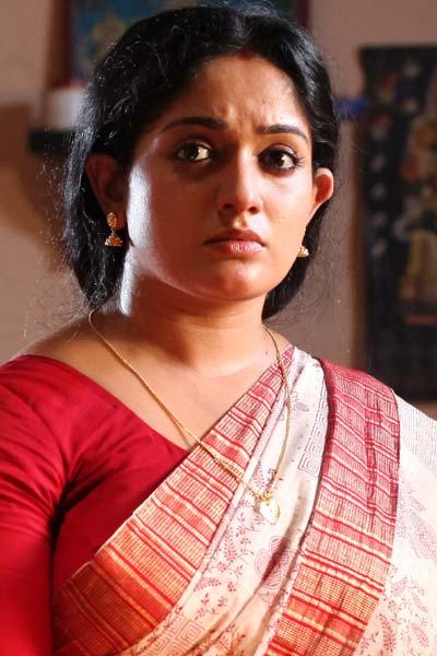 actress kavya madhavan in saree photos malayalam actress kavya ...
