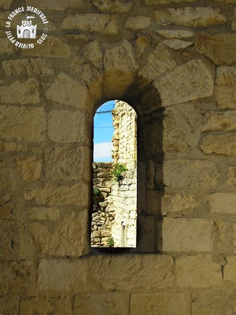 LE POET-LAVAL (26) - Chapelle romane Saint-Jean-des-Commandeurs