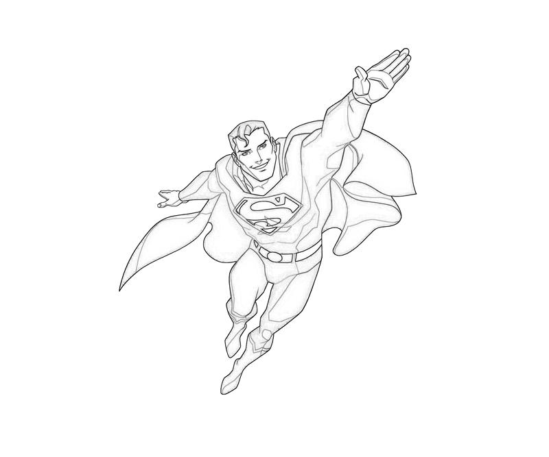 printable-injustice-gods-among-us-superman-power_coloring-pages