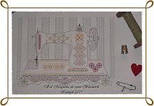 Sal Maquina de coser blackwork-2011