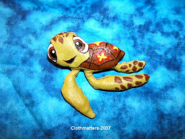 Squirt the Sea Turtle (Nemo)