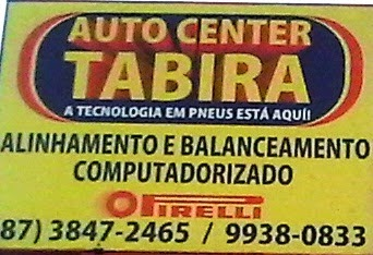 AUTO CENTER TABIRA