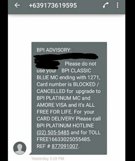 credit card fraud modus operandi