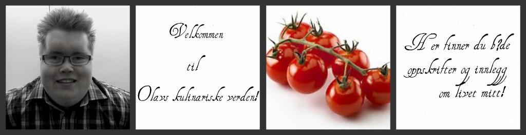 Olavs kulinariske verden