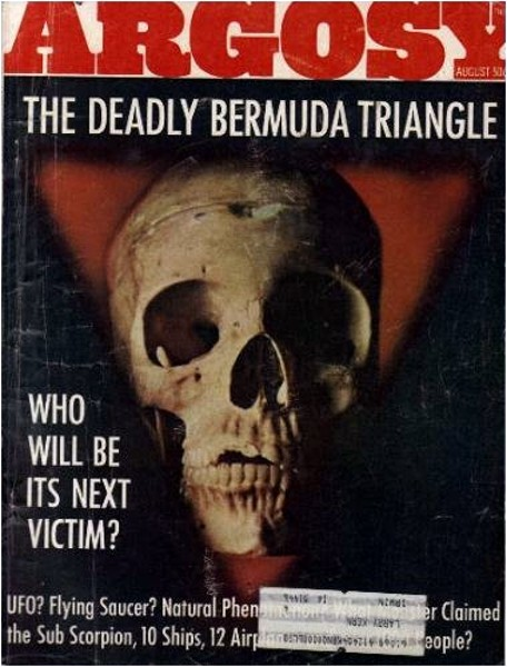 The Deadly Bermuda Triangle - Argosy Magazine Cover -QuizThat