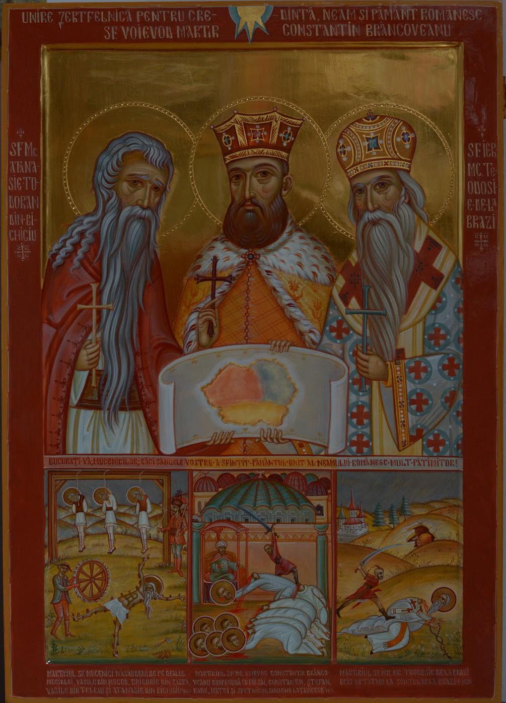 Unire Jertfelnică pentru Credință, Neam și Pământ Românesc