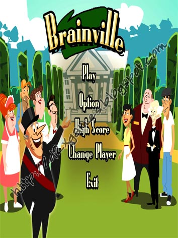 Free Download Games - Brainville
