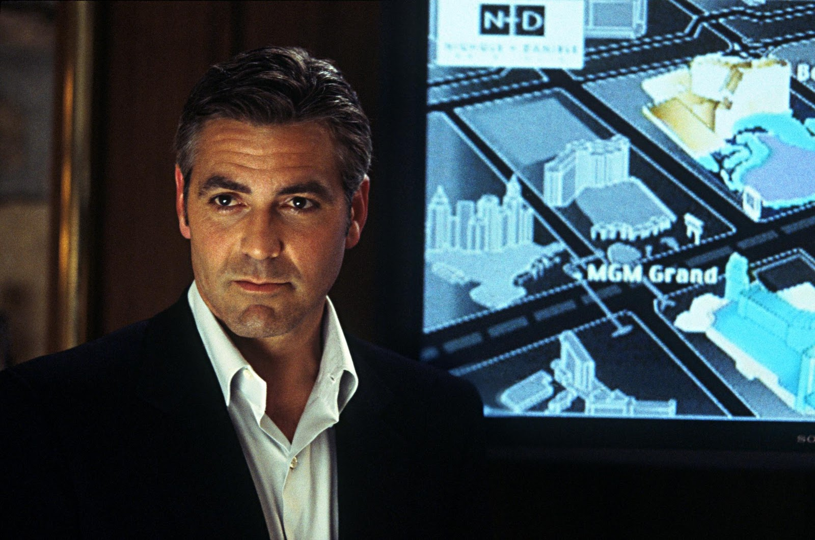 movie review oceans eleven 2001 the ace black blog