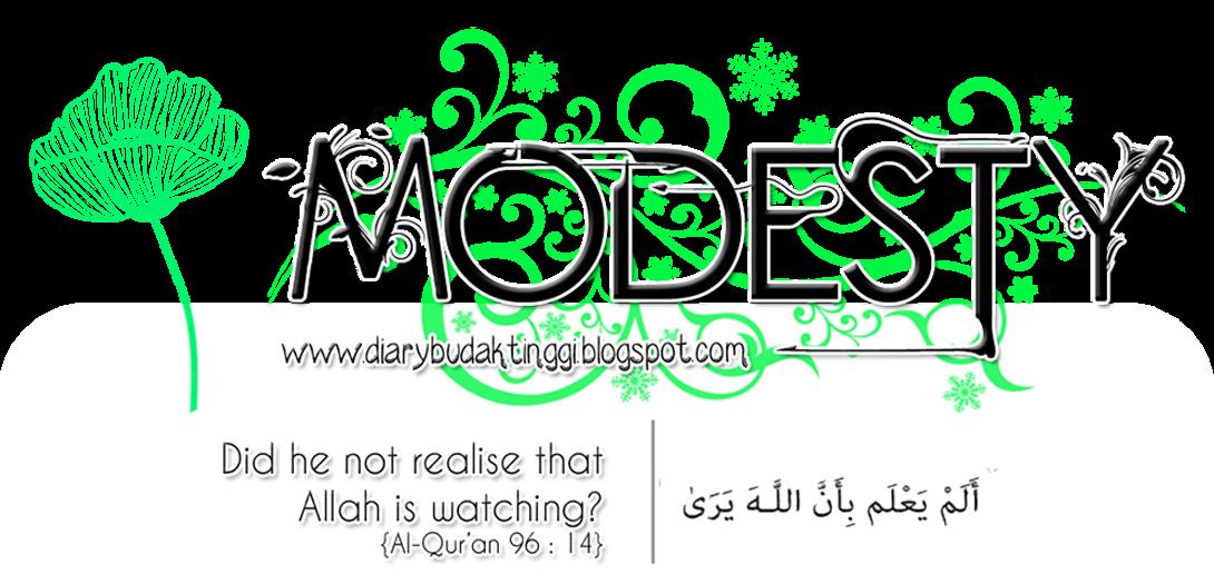 ღ !...Modesty...! ღ