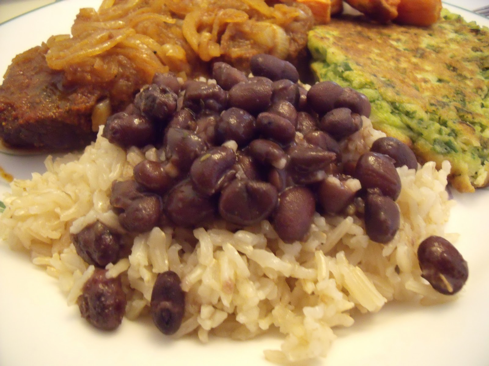 gallopinto nicaraguan rice and beans recipes beans and rice rice ...