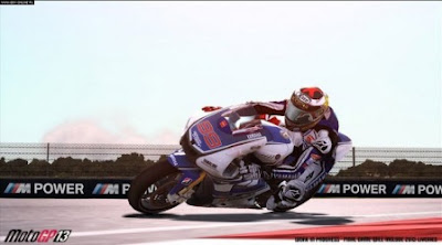 Screenshot 1 - MotoGP 13 | www.wizyuloverz.com