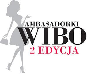 Biorę udział w 2 edycji Ambasadorek WIBO
